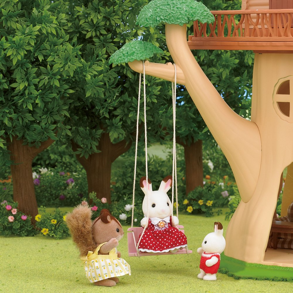 Calico Critters Adventure Treehouse Gift Set by Calico Critters (Image #6)