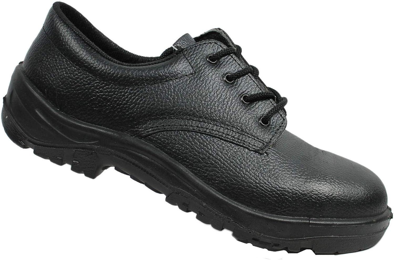 Ergos Madrid 2 S1P SRC Seguridad Zapatos Zapatos de Trabajo ...