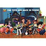 Laminated Toy Story 2 Poster 36 x 24in