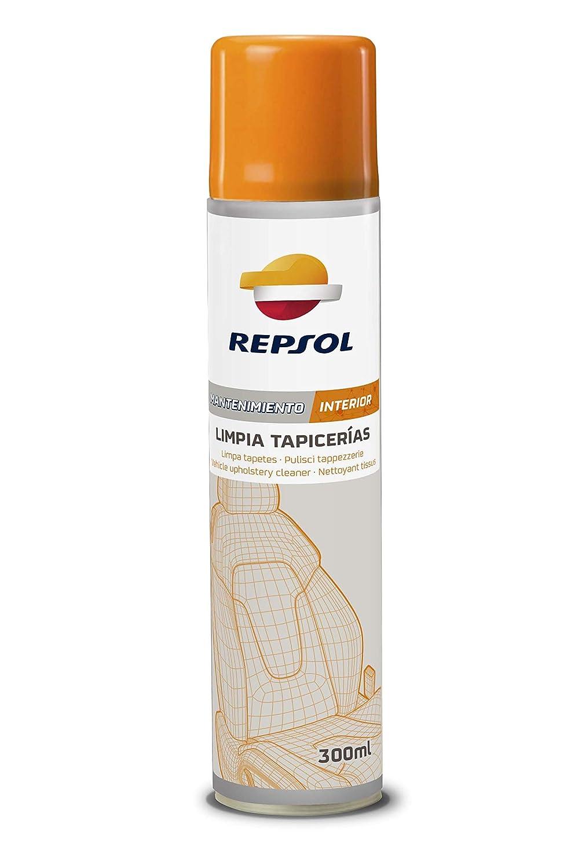 REPSOL LIMPIA TAPICERIAS SPRAY 300 ML Repsol Lubricantes y Especialidades RP709C99