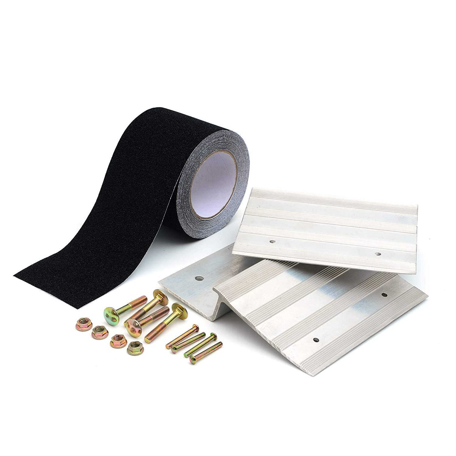 8-inch Aluminum Quick-Ramp Kit by AFA Tooling Wide Truck Ramps