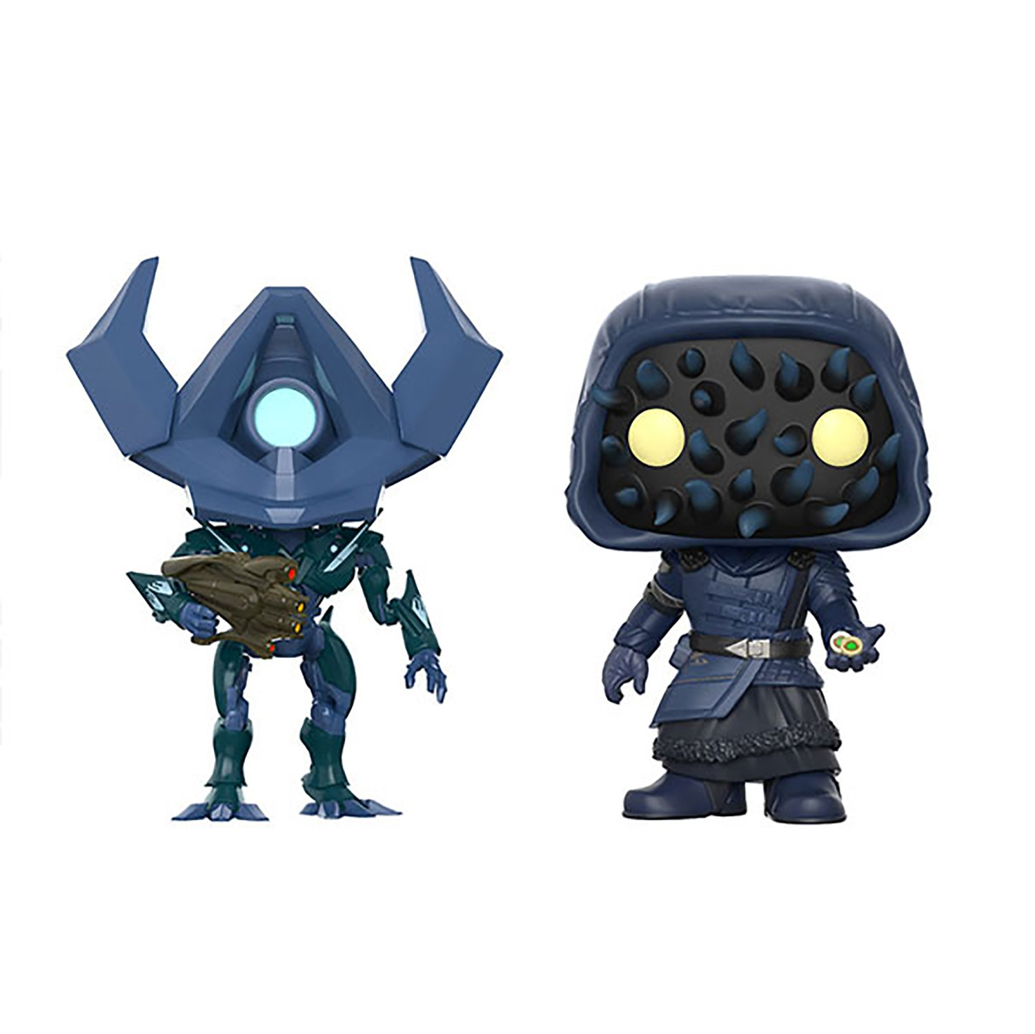WiiMi Xur /& Atheon Destiny Vinyl Figures Two Pop Bundle