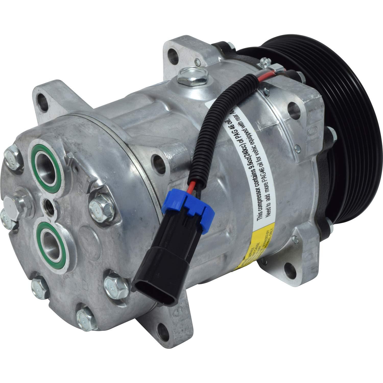 UAC CO 4618C New Compressor, 598 Pack by UAC