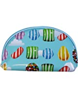 Candy Crush All Over Print Cosmetic Bag