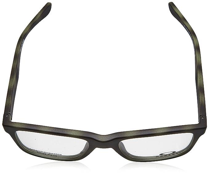 b0007f9919 Oakley - Trim Plane (53) - Matte Green Tortoise Frame Only at Amazon Men s  Clothing store