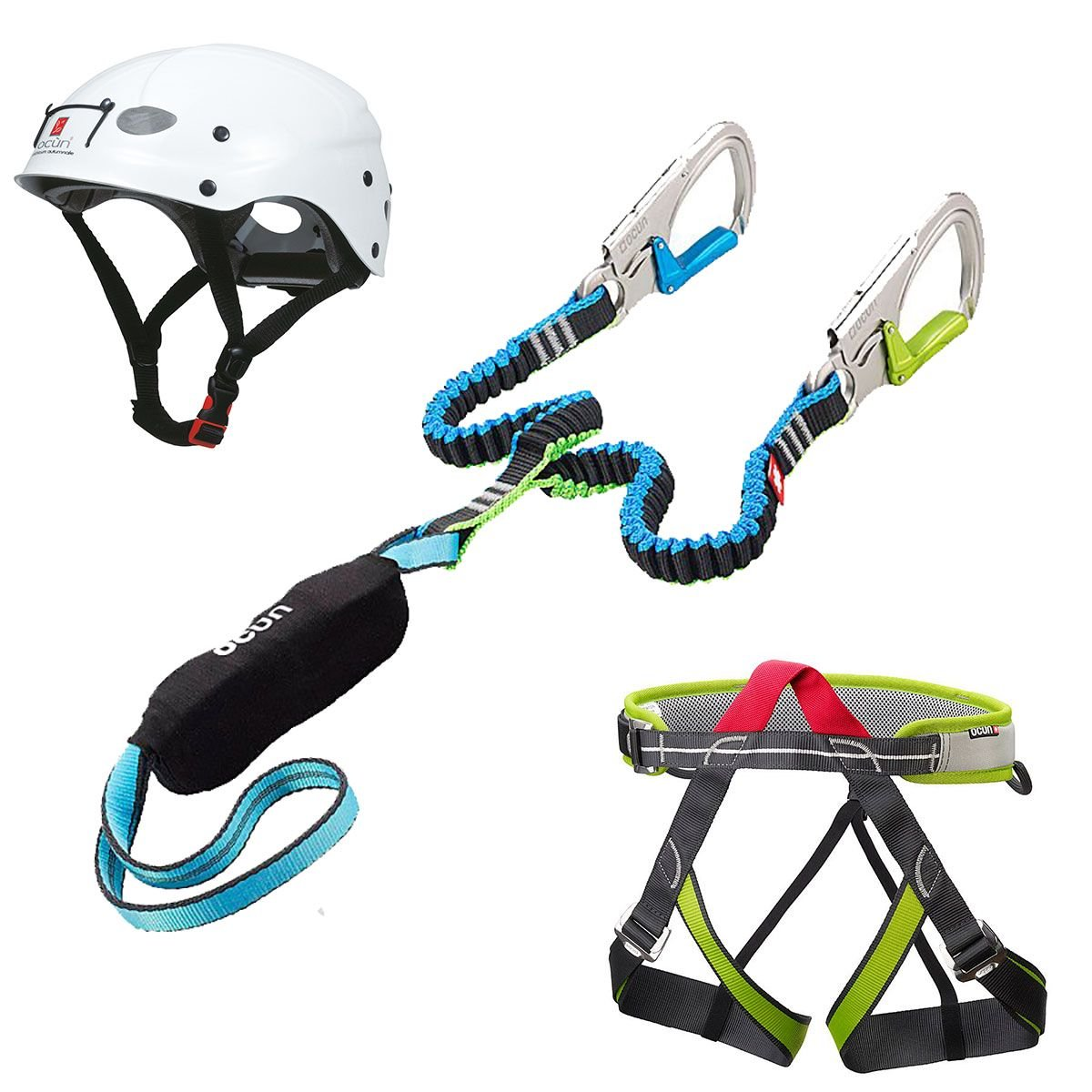 Ocun - Via Ferrata Newton Pail Set, Color 0: Amazon.es: Deportes y ...