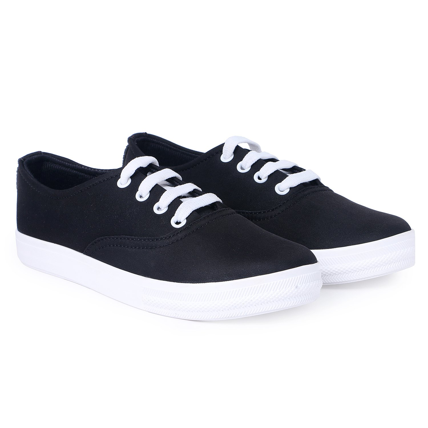 Sainex Casual Shoes for Girls Black Color, rm_2034_7 Buy