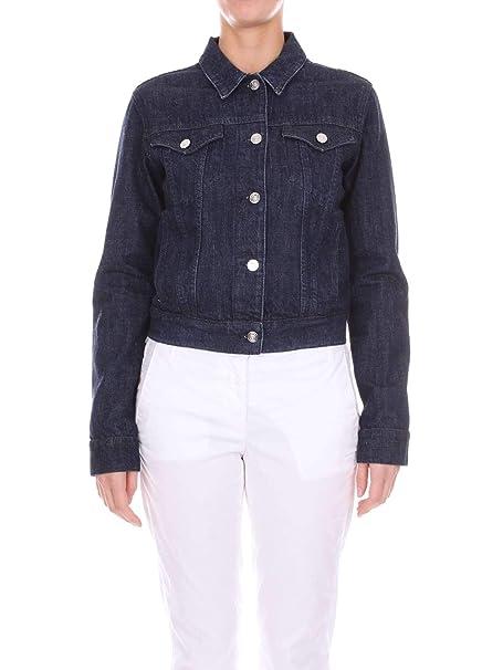 Kenzo 6ET2BL218 Chaqueta de Jeans Mujer XS