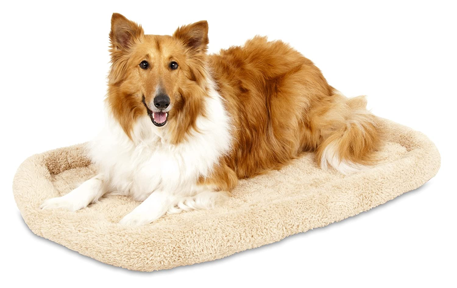36.5 X 23.5 Petmate 26567 361 2 by 231 2Inch Aspen Pet Bolster Style Kennel Mat