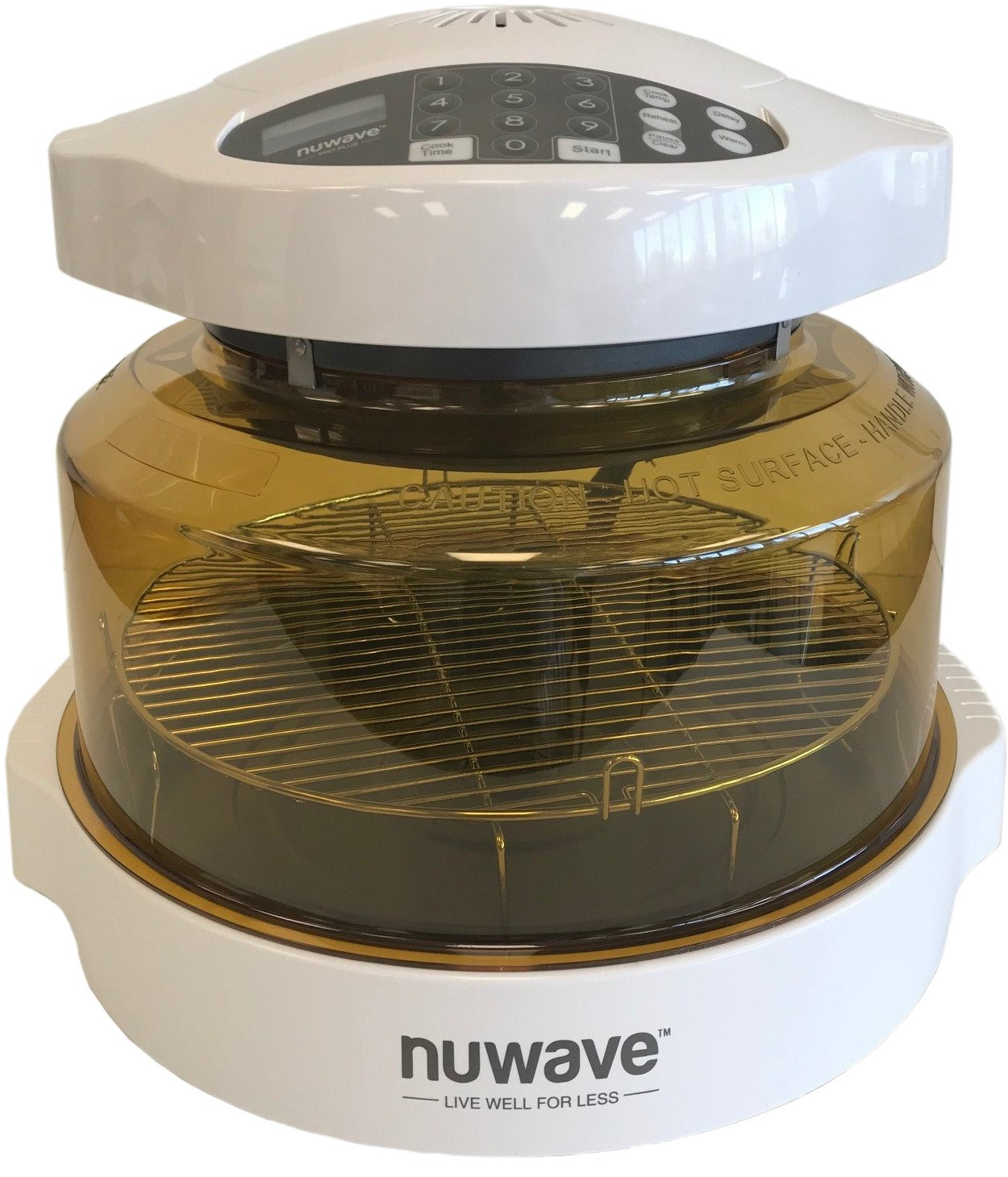 Nuwave Pro Plus Oven-White