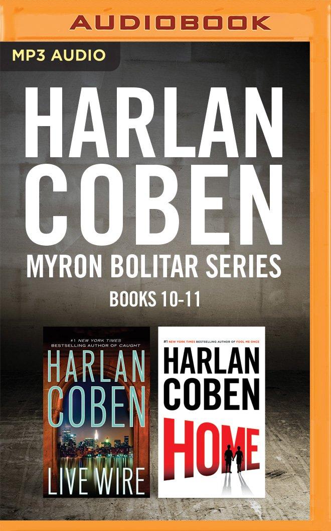 Download Harlan Coben Myron Bolitar Series: Books 10-11: Live Wire & Home pdf epub