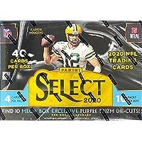 $149 » 2020 Panini Select NFL Football MEGA box (10 pks/bx)