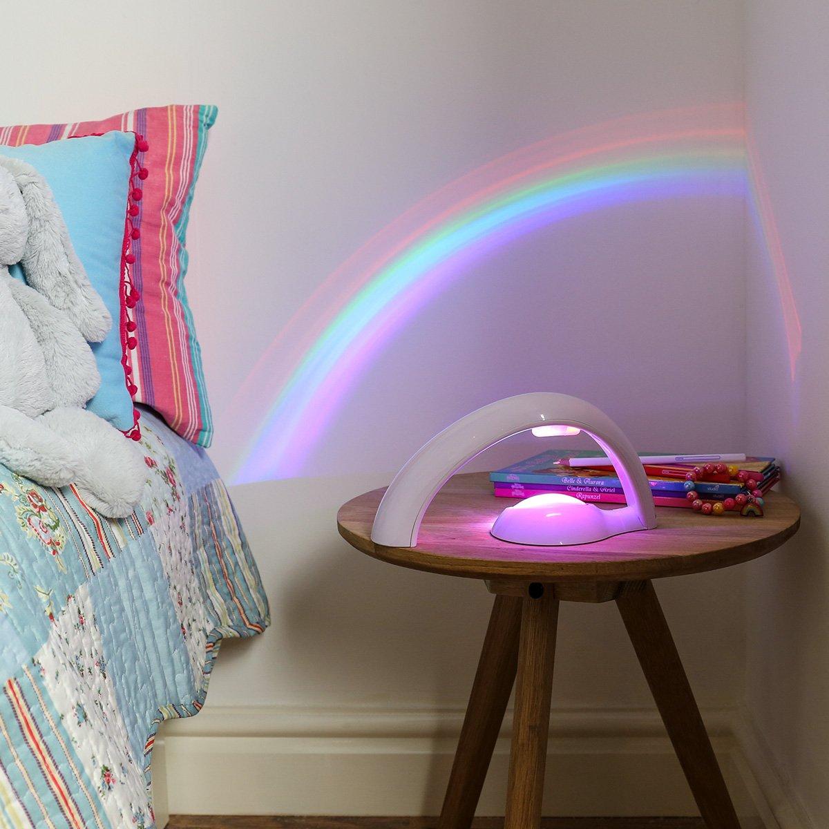 AddCore - Lámpara de proyector arcoíris: Amazon.es: Hogar