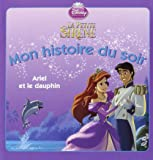 La petite sirène Ariel et le dauphin