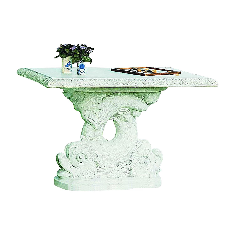 Fantasieco Stoneland Tisch - Dorado Antik