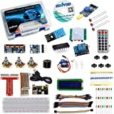 OSOYOO Raspberry Pi 3 Starter Kit DIY Electronic RPi Learning Kit for Beginner Display pca9685 with C/Python code and video tutorial