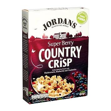 Jordans Super Berry Muesli 700G: Amazon.com: Grocery ...