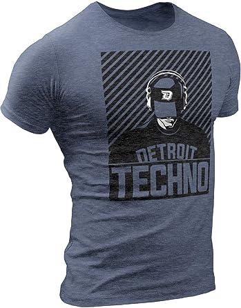 Techno Short-Sleeve Unisex T-Shirt