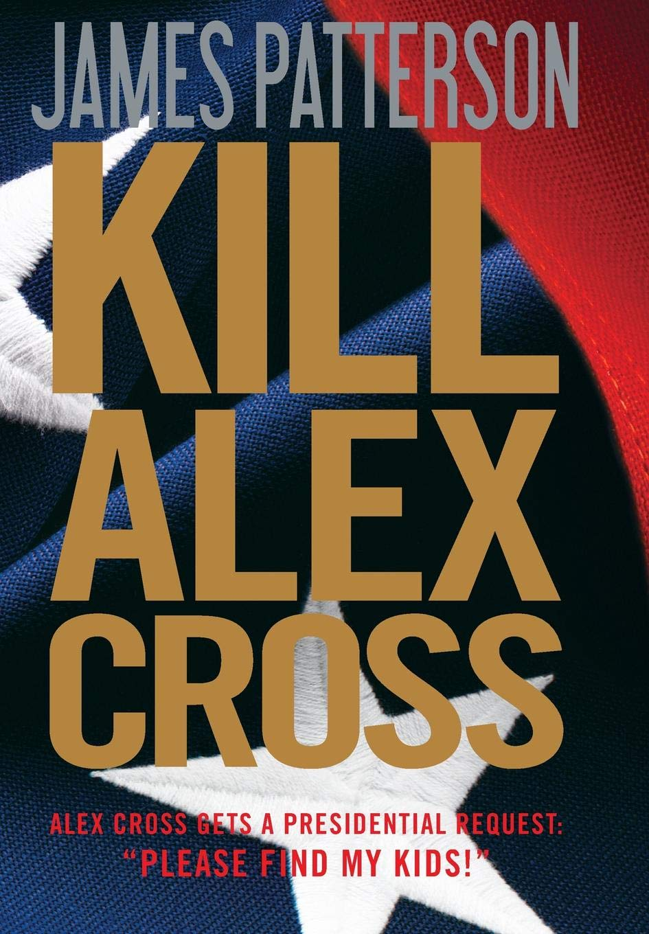 alex cross series in order