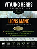 Lions Mane Mushroom Extract Powder (2oz-57gm) 20:1 Concentration (ORGANIC)