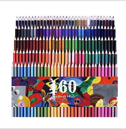 160 Juego De Lápices De Colores Le Mejores Lápices Colores