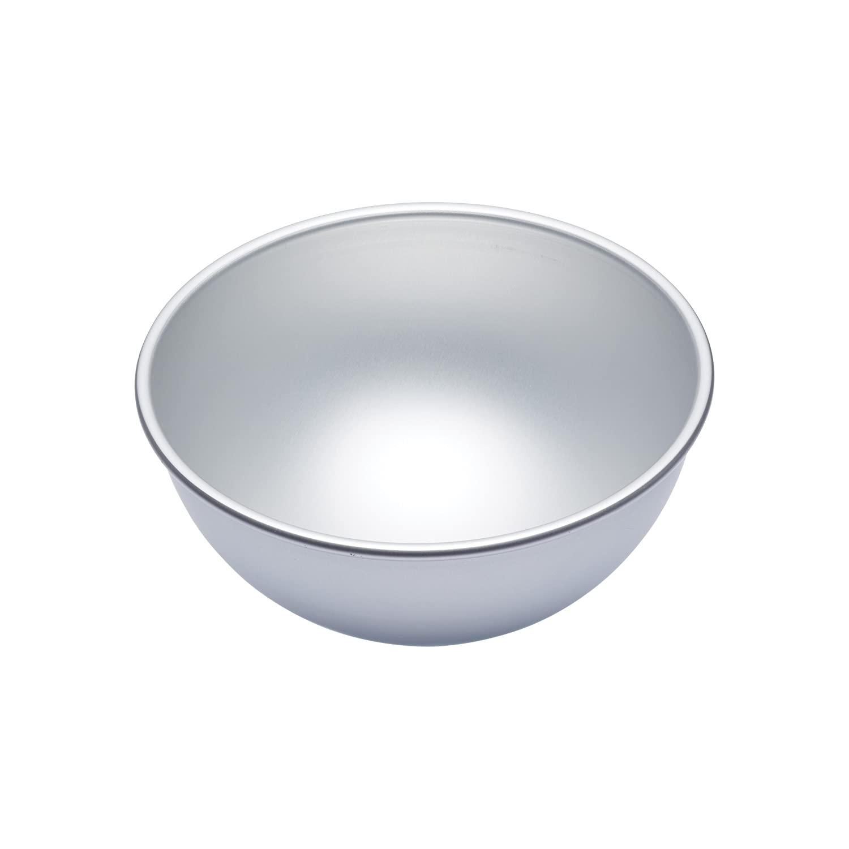 Kitchen Craft MCSA21 Master Class Moule Demi-Sphère Aluminium Argent 20 cm (8)