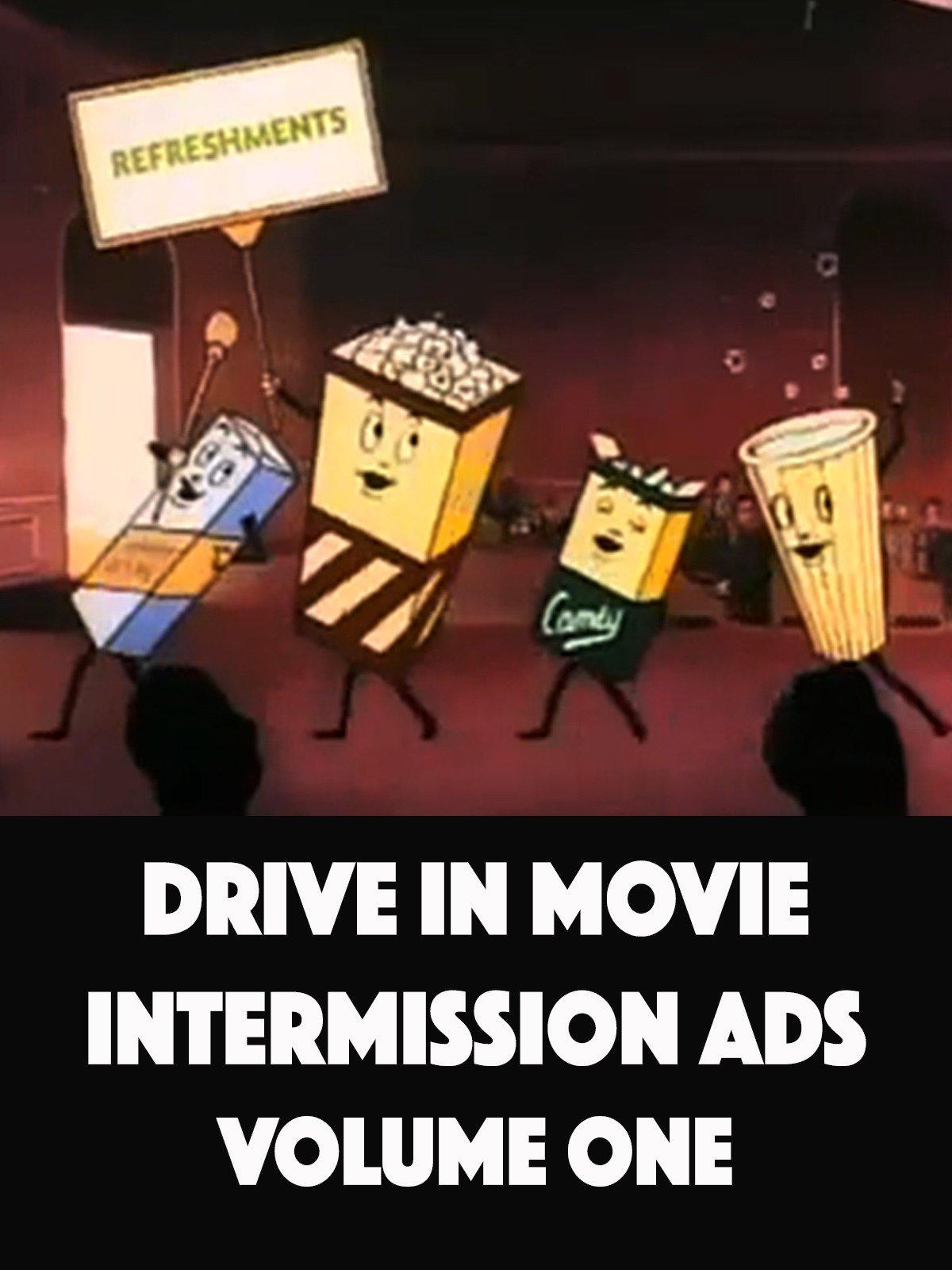 Amazon Com Watch Drive In Movie Intermission Ads Volume One Prime Video