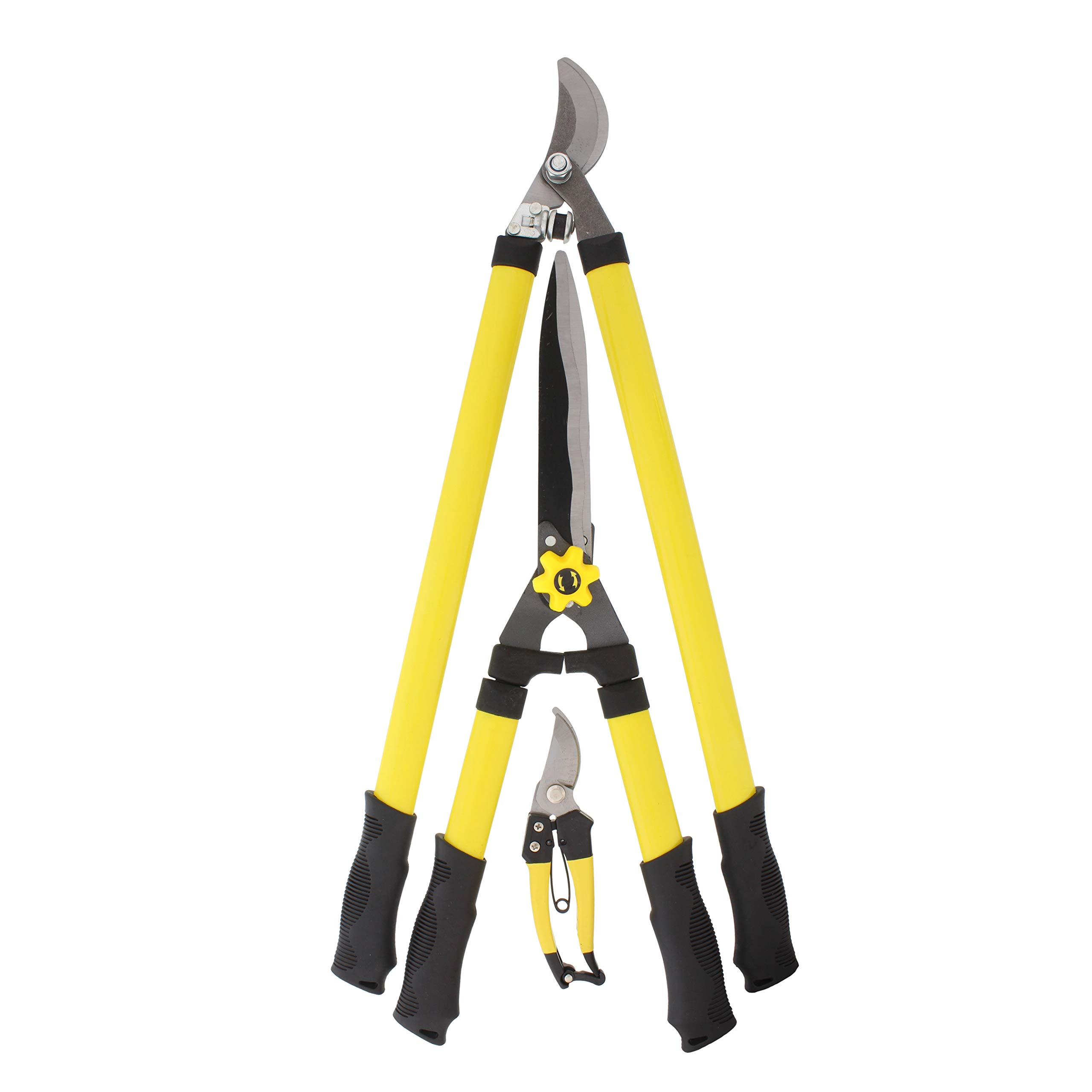 H.B. Smith Tools 3-Piece Pruner Set for Lawn and Garden by H.B. Smith Tools