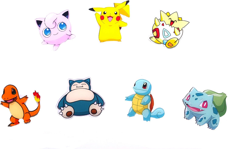 7 Spilla di Pokemon
