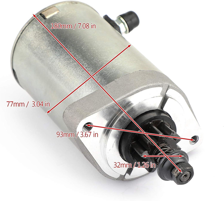 Bruce /& Shark Starter Fit for J-o-h-n D-e-e-r-e MIA11761 MIA11949 MIA11984 MIA12214 MIA12455 MIA12485