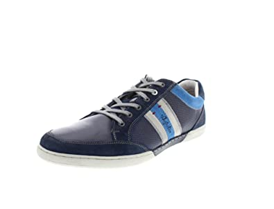 Australian Sneaker Korda - White Grey Tan, Taille:47 EU
