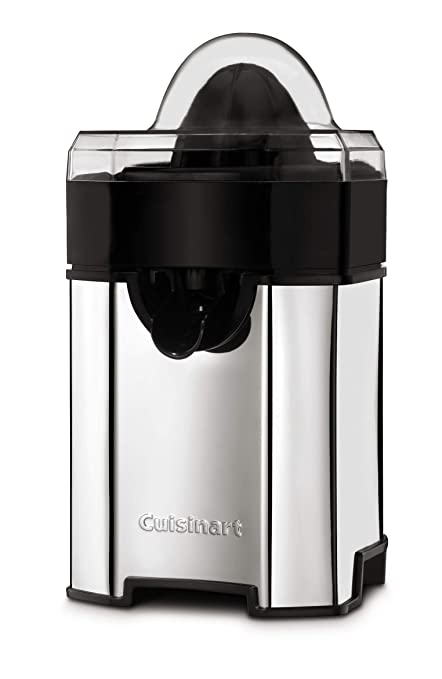 amazon com cuisinart ccj 500ch pulp control citrus juicer polished rh amazon com Cuisinart Citrus Juicers Sears cuisinart citrus juicer parts