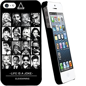 c8a70a1db69 Funda/Carcasa ELEVEN ALL FACE para Apple iPhone 4S: Amazon.co.uk:  Electronics
