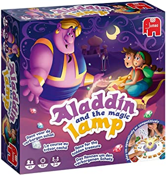 Jumbo Spiele GmbH JUM19726 - Juego de Mesa Infantil: Amazon.es ...