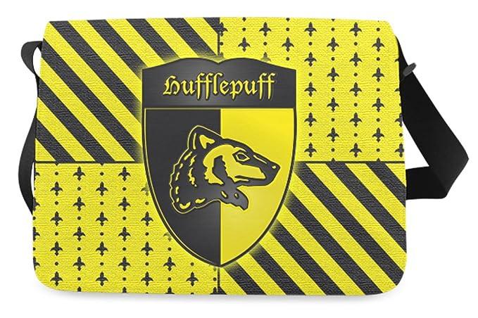 Harry Potter Hogwarts Crests Messenger Crossbody Bags