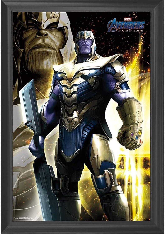 "20/"" Thanos Gauntlet /& Stones poster wall art home decor photo print 16/"" 24/"""