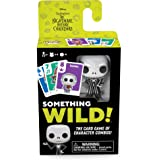 Something Wild! Disney The Nightmare Before Christmas - Jack Skellington Card Game - Christmas Stocking Stuffer