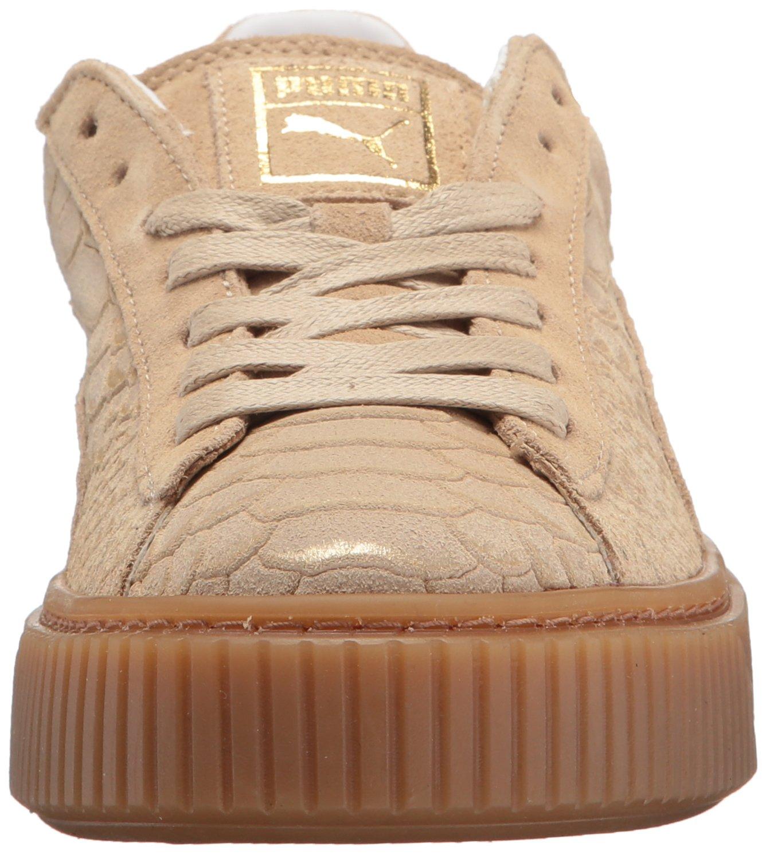 PUMA Women's Platform Sneakers B06XB4M9JL US|Natural 7.5 B(M) US|Natural B06XB4M9JL 2be710