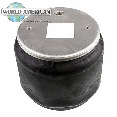 World American WA01-8813C Air Spring (REVERSIBLE SLEEVE): Automotive