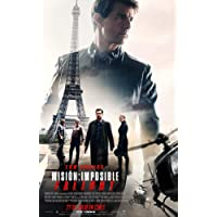 Mission Impossible Fallout – Ed. Metálica Exclusiva Amazon (4K Uhd + Bd + Bd Extras) [Blu-ray]