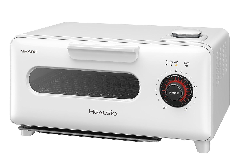 シャープ ヘルシオ グリエ ウォーターオーブン専用機 ホワイト AX-H1-W   B071D3N6CG