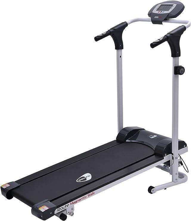 Cinta de correr magnética, Tapis para hacer ejercicio en casa ...
