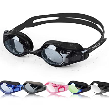 Bathroom Fixtures Original Waterproof Anti-fog Glasses Uv Protection Hd Swimming Goggles Eyewear 5 Color Bath Mirrors