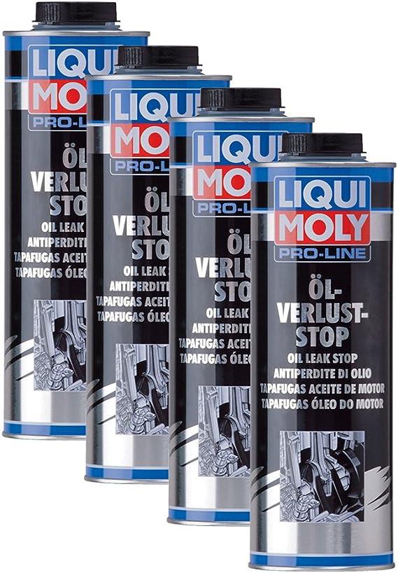 Liqui Moly 4x 5182 Pro Line Öl Verlust Stop 1l Auto
