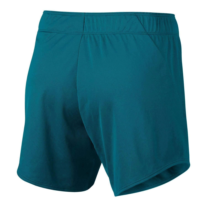 Nike – Pantaloncini da da da 12,7 cm Heatherized Attacco - verde - Small x 41 a4adf8