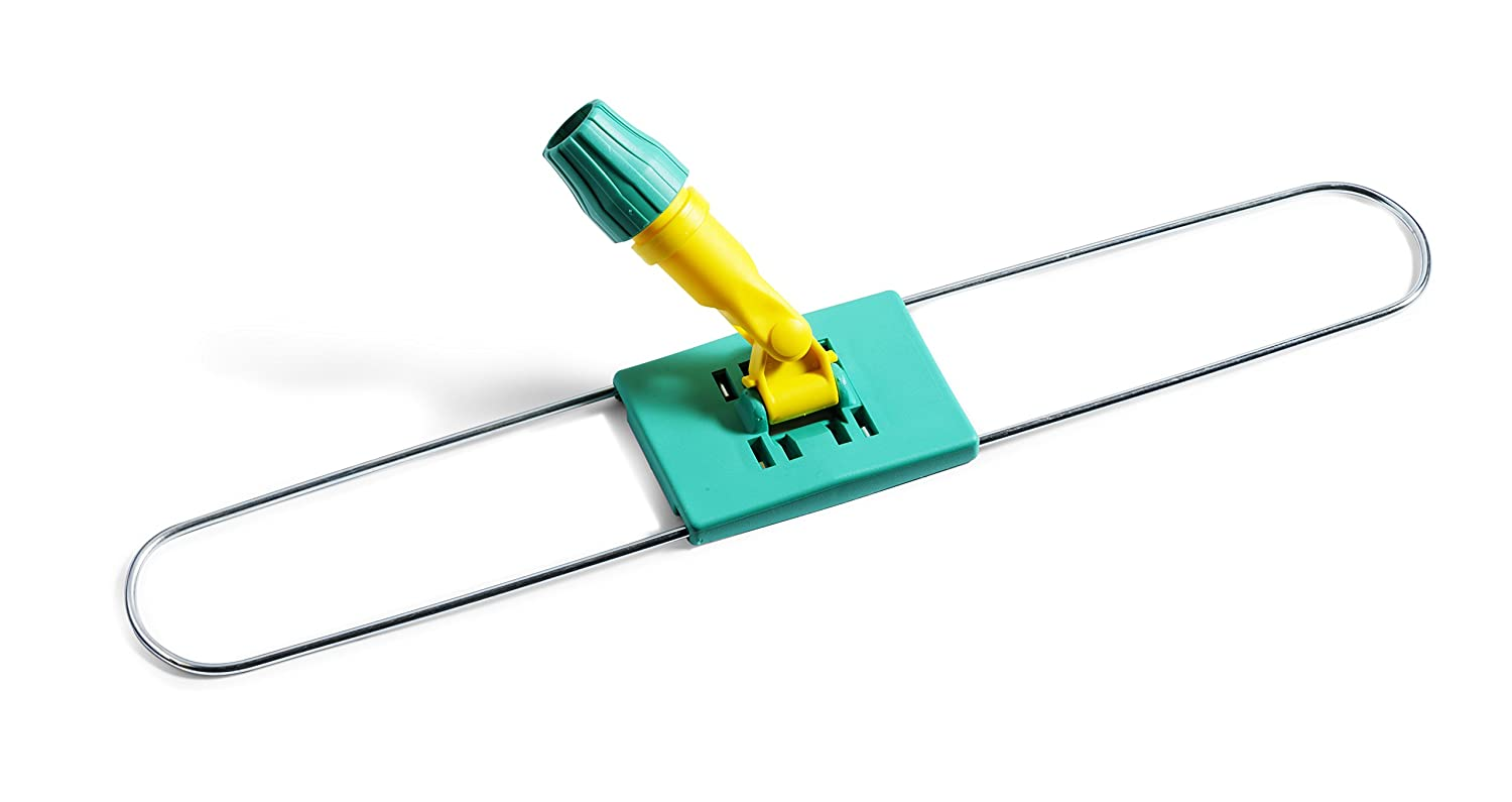100 cm TTS 00000804 Articulated Floor Mop Frame and Threaded Plastic Coupling