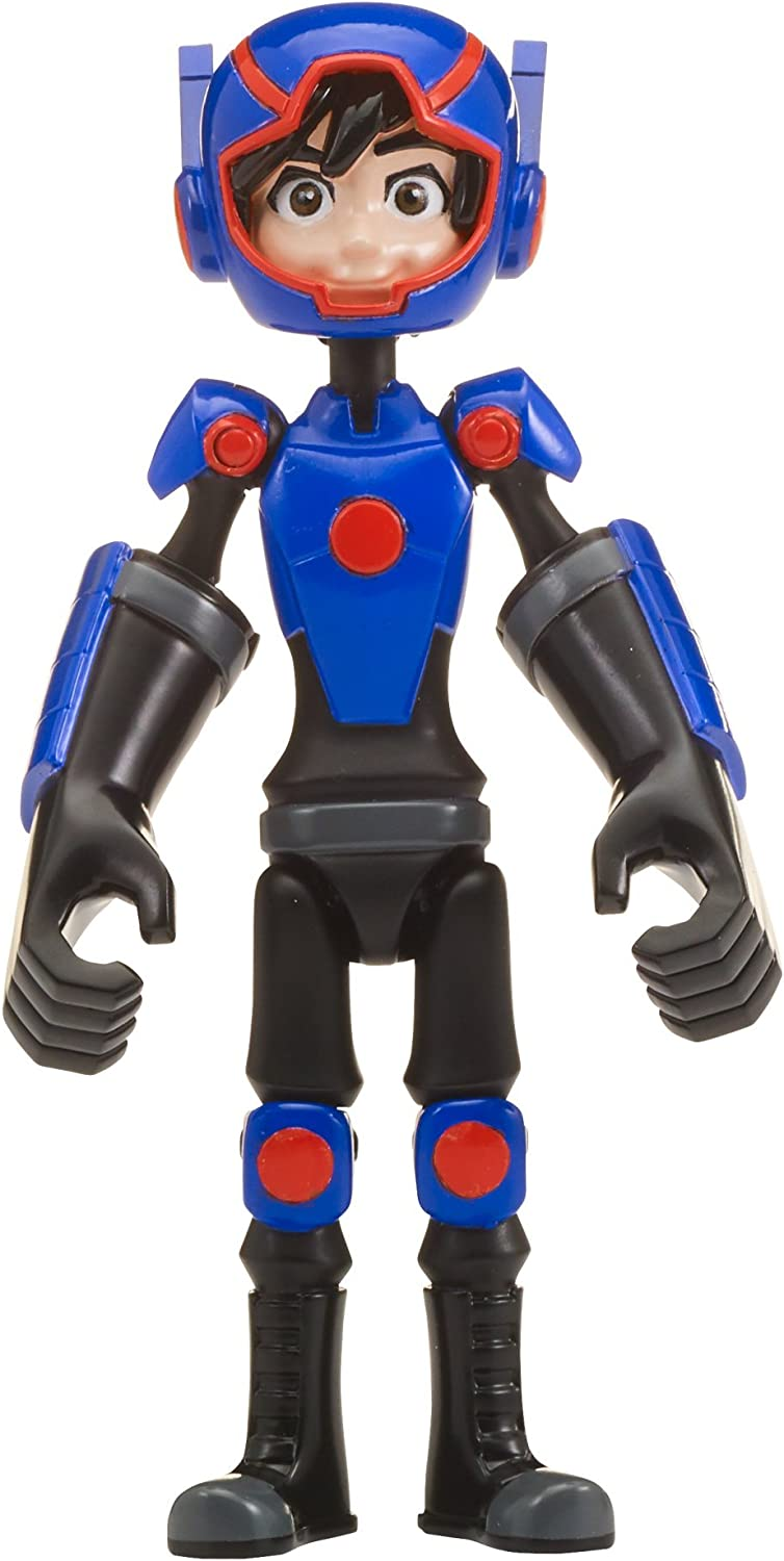 Amazon Com Big Hero 6 Hero Action Figure Hiro Toys Games