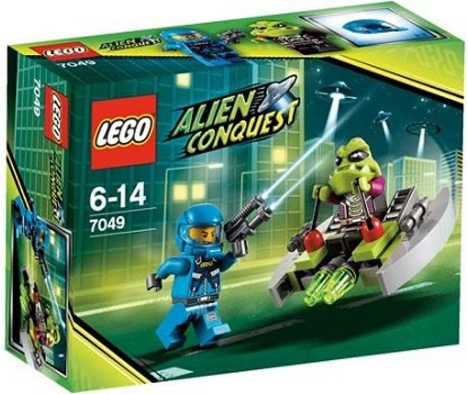 LEGO Space Alien Striker 7049