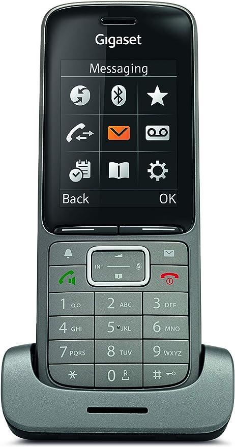 Gigaset SL750H PRO - Teléfono inalámbrico para conectar a centralita: Gigaset: Amazon.es: Electrónica