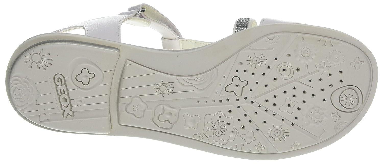 Geox Mädchen Jr Giglio B T Spangen Sandalen: .de: Schuhe
